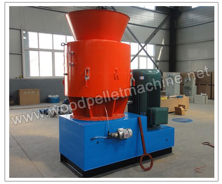 KL1000_wood_pellet_machine
