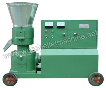 KL300_wood_pellet_machine