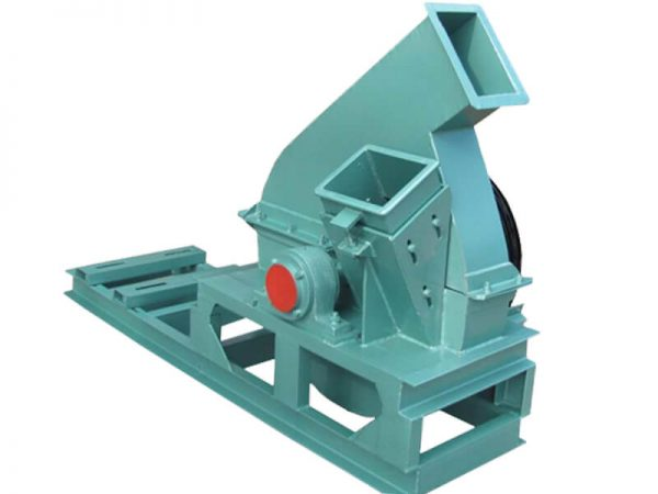 Disc Wood Chipping Machine
