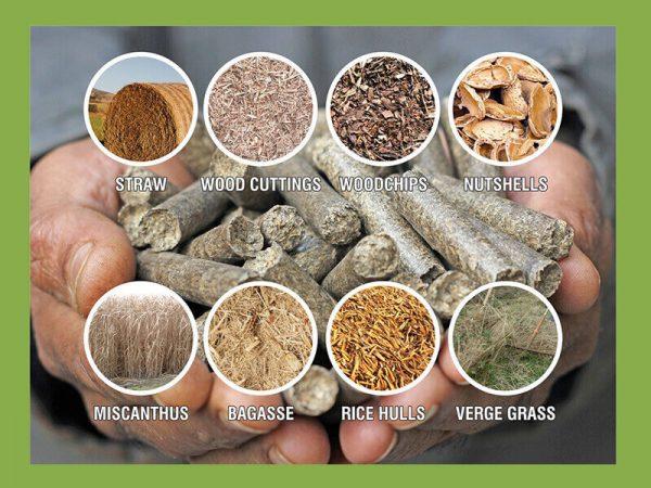 Pellets Raw Materials